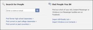 Tìm Kiếm Bạn Bè Trên Facebook