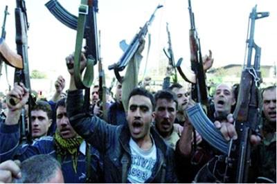 Mặt trái đàng sau vụ Syria