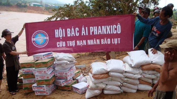 Hội Bác Ái Phanxicô - Franciscan Charity