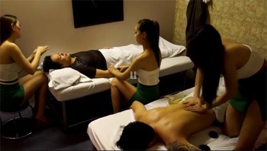 Viet Kieu massage o Vietnam