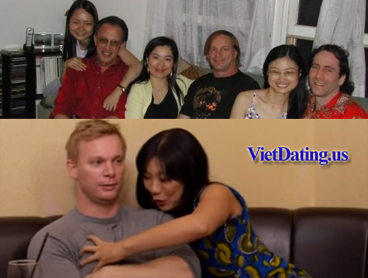 Phu nu Vietnam & Dan ong nuoc ngoai