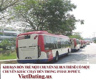 Tinh yeu va xe bus