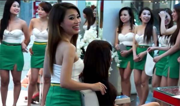 Phu nu doc than tai Vietnam