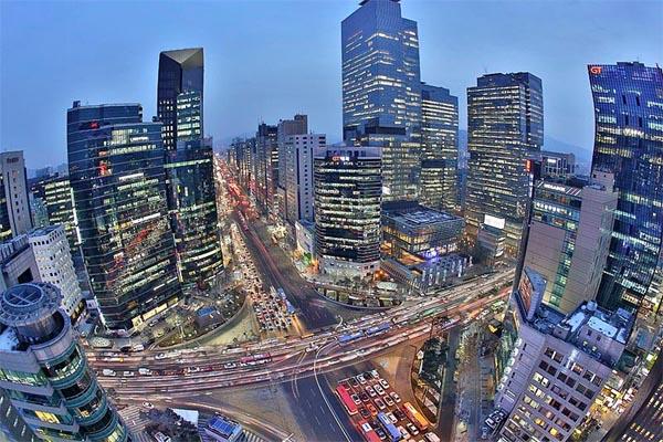 Han Quoc - Seoul city