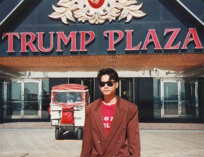 Tony Tran & Trump Plaza