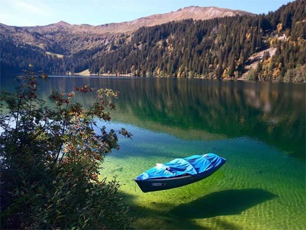 Hồ Flathead, Mỹ – Ảnh minh họa