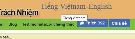 Tieng Vietnam