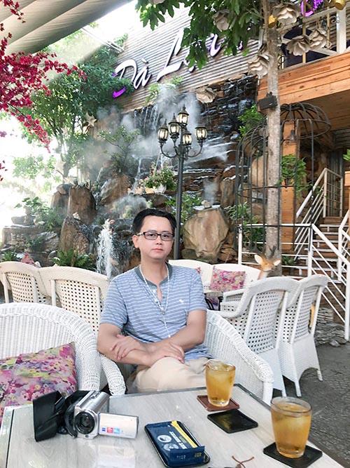 Uống cafe tại Đà Lạt Phố Saigon