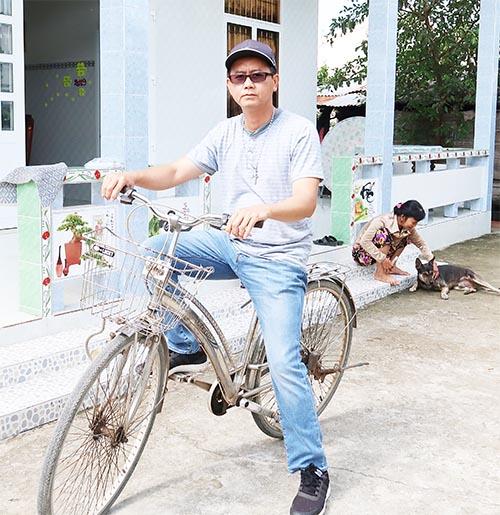 Chạy xe đạp tại Miền Tây
