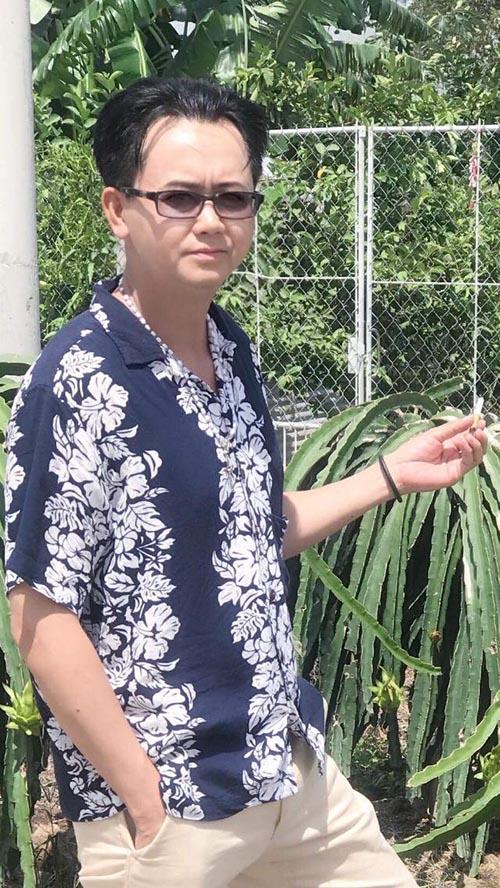 Thanh long Huyện Châub Thành Tân An