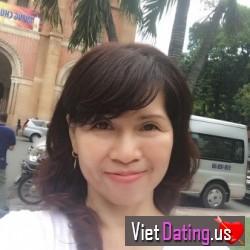 lovelywoman123, Ho Chi Minh, Vietnam