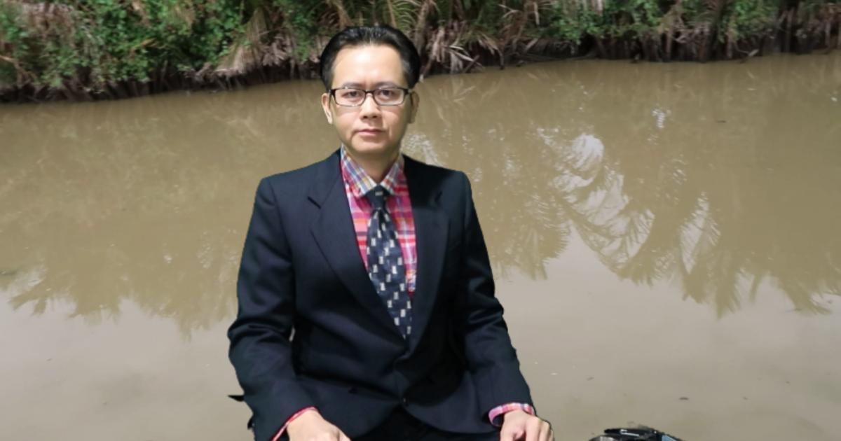 Vietnamese American Man - The Founder of Vietnam Dating Site