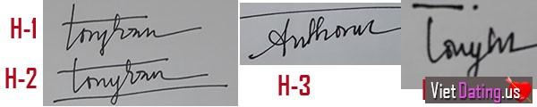 Tử vi khoa học qua chử ký H-1