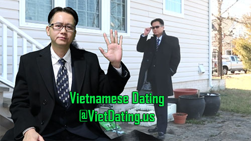 Vietnamese man in America