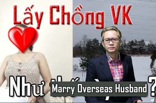 Marry overseas husband