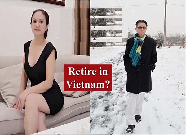 Retire in Vietnam